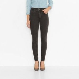 Levi's High Rise Skinny Jeans (NWT)